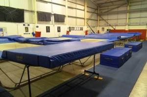 The Trampoline Training School